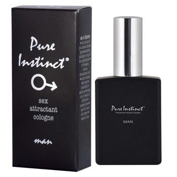 Мужские духи с феромонами PURE INSTINCT MAN Sex Attractant Cologne - 30 мл.