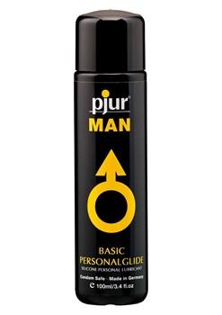 Смазка для мужчин pjur MAN Personal Glide на силиконовой основе - 100 мл.