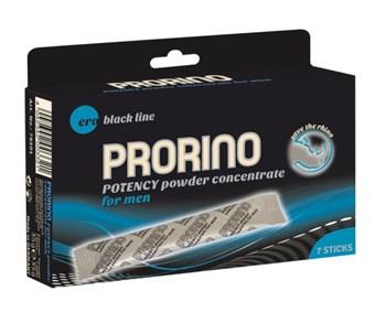 БАД для мужчин PRORINO M black line powder - 7 саше (6 гр.)