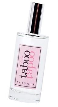 Туалетная вода с феромонами Taboo Frivole для женщин - 50 мл.