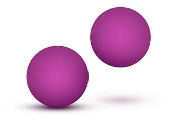 Розовые вагинальные шарики Double O Beginner Kegel Balls