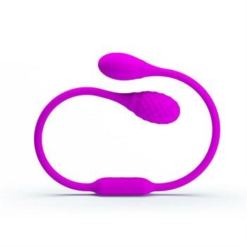 Гибкий вибростимулятор для пар с круглыми концами Dream Lovers Whip