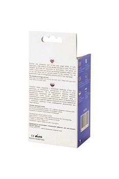 Фиолетовая анальная втулка Toyfa A-toys - 11,3 см.