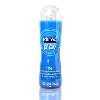 Интимная гель-смазка DUREX Play Feel - 50 мл.