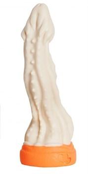 Фантазийный большой фаллоимитатор Песчаная змея Large  - 25,5 см.