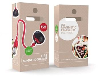 Зарядное устройство USB Magnetic Charger для вибраторов Fun Factory