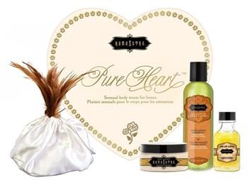 Подарочный набор Pure Heart Vanilla Kit