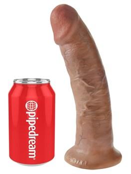 Фаллоимитатор-мулат 9  Cock - 22,9 см.