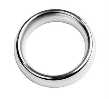 Металлическое эрекционное кольцо размера S