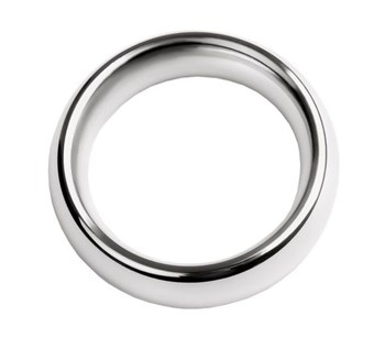 Металлическое эрекционное кольцо размера M