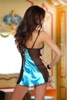 Роскошная сорочка Michele с кружевами
