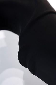 Чёрный вибростимулятор простаты Erotist