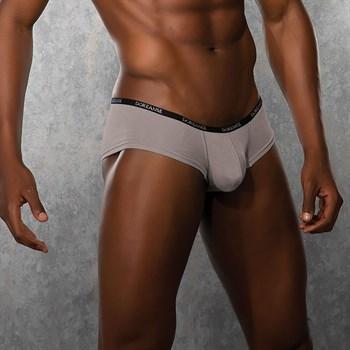 Укороченные боксеры из хлопково-модальной ткани