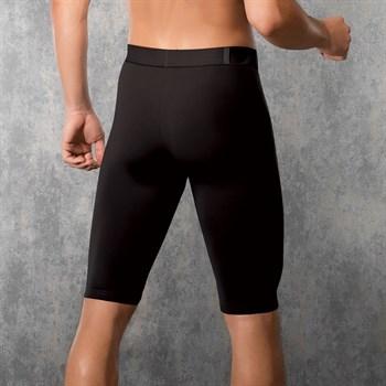 Мужские трусы-боксеры длиной до колена