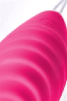 Розовый набор VITA: вибропуля и вибронасадка на палец