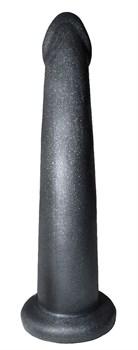 Чёрная насадка на пояс харнесс PLATINUM BENT 3