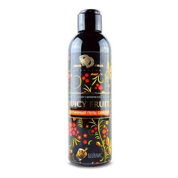 Интимный гель на водной основе JUICY FRUIT с ароматом бейлис - 200 мл.