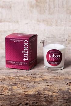 Массажное аромамасло с афродизиаками для мужчин RUF Сaresses ardentes - 60 гр.