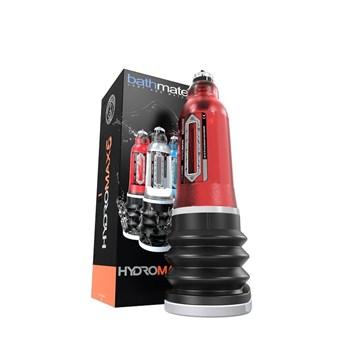 Красная гидропомпа HydroMAX5