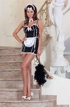 Платье чувственной горничной