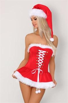 Платье в новогоднем стиле Riveria