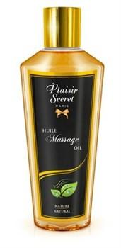 Массажное масло для тела с нейтральным ароматом - 250 мл.
