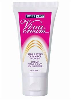 Стимулирующий крем для женщин Viva Cream - 59 мл.