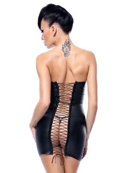 Сексапильное платье Greta со шнуровкой во всю спину