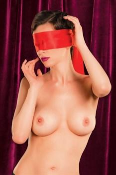 Красная лента для связывания Theatre - 150 см.