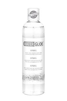 Анальный лубрикант на водной основе WATERGLIDE ANAL - 300 мл.
