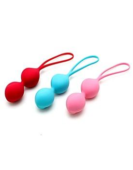 Набор из 3 двойных вагинальных шариков Satisfyer V Balls