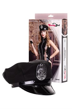 Эротичный костюм полицейской Raven