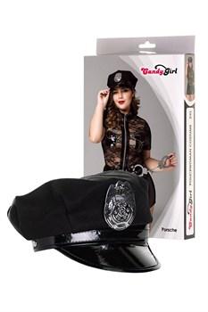 Соблазнительный костюм полицейской Porsche