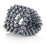 Эрекционное кольцо из бусин Ultimate Stroker Beads - фото 204549