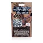 Эрекционное кольцо из бусин Ultimate Stroker Beads - фото 204551