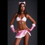 Костюм розовой кошечки Pink Kitti - фото 313697