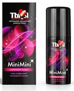 Гель-лубрикант MiniMini для сужения вагины - 20 гр. - фото 177197