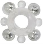 Кольцо с бусинами BASIC ENHANCER SE-1725-00-2 California Exotic Novelties - фото 313933