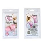Вагинальные шарики Pink Futurotic Orgasm Balls - фото 1142390