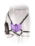 Клиторальный стимулятор-бабочка CLASSIX - фото 175623
