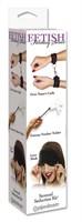 Набор фиксаций для эротических игр с перышком Sensual Seduction Kit - фото 1142653