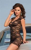 Кружевная сорочка-платье на замочке Linley - фото 239987