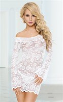 Платье Lamia с длинными рукавами - фото 293091