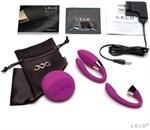 Вибратор для пар Tiani 2 Design Edition Deep Rose (Lelo) - фото 697298
