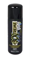 Смазка  на силиконовой основе для анального секса Exxtreme Glide - 50 мл. - фото 1647640