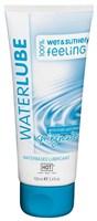 Лубрикант на основе чистой родниковой воды WaterLube - 100 мл. - фото 293392