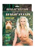Эротическая кукла с тремя тоннелями любви MAGIC FLESH WILD CAT LOVE DOLL - фото 1140834