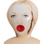 Надувная секс-кукла Vivid Superstar Sunrise 3-Hole Doll with Realistic Face - фото 515180