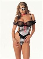 Костюм сексуальной пиратки - фото 206427