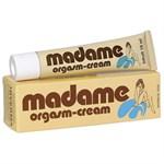 Возбуждающий крем для женщин Madame Orgasm - 18 мл. - фото 293877